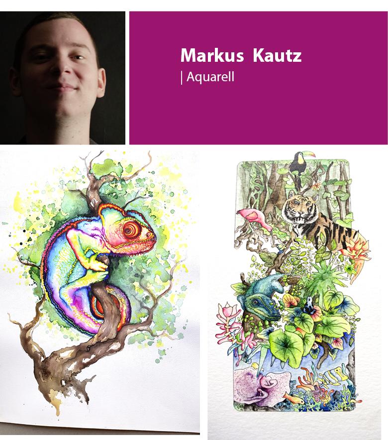 H20 Seminar Aquarell Fließende Farben