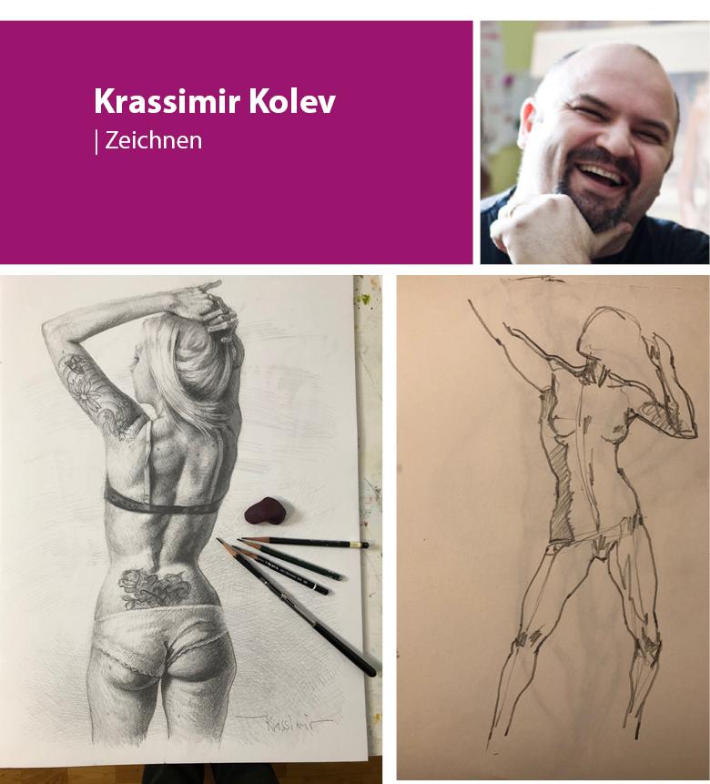 H9 Seminar Zeichnen Körperbau