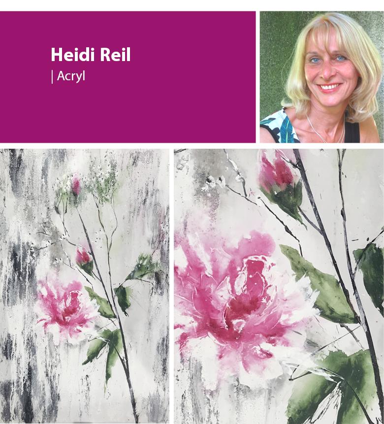 H5 Seminar Acryl Blütenzauber