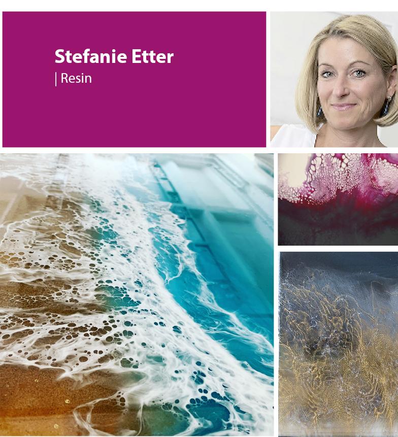 RESIN – Stefanie Etter